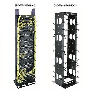 "Middle Atlantic MK Series 19"" Cable Management Racks"