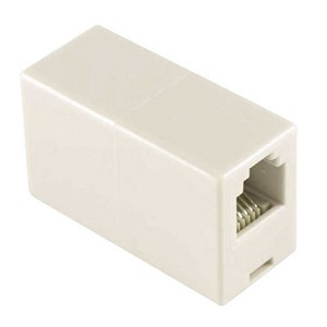 Modular In-line Couplers - RJ11, RJ12 and RJ45