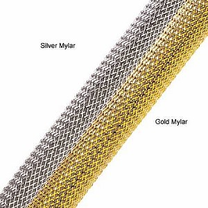 Mylar® Expandable Braided Sleeving