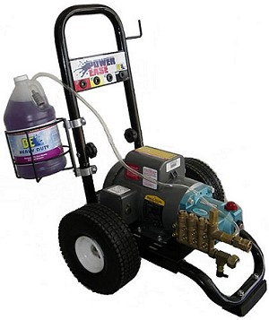 PowerEase Direct Drive Pressure Washers (Electric) - BE