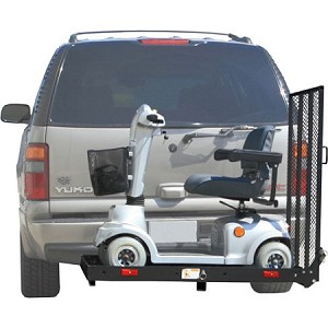 SC400 Wheelchair and Scooter Mobility Carrier