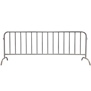Galvanized Steel Interlocking Barricades