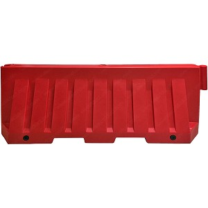 Water Fillable Jersey Traffic Barriers - Electriduct