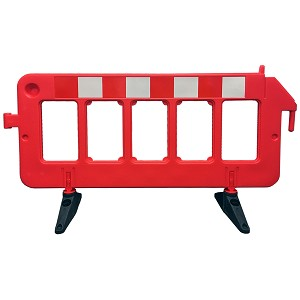 Portable Plastic Fence Barriers