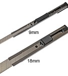 Precision Blade Metal Utility Knives - Electriduct
