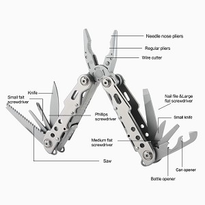 11-in-1 Pocket Multi-Tool