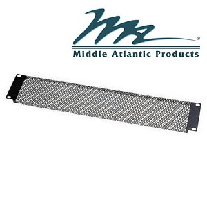 VT Series Vented Rack Mount Panels - Middle Atlantic