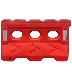 Water Fillable Traffic Safety Plastic Barricades - Electriduct