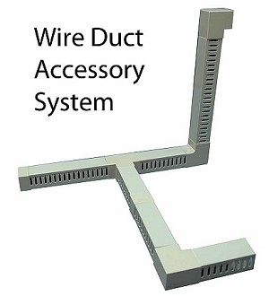 Wire Duct Accessories