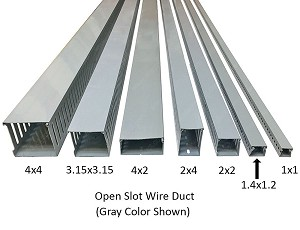 ElectriDuct Open Slot Wire Duct on exhaust duct, brake duct, ventilation duct, furnace duct, heating duct, ceiling duct, intake duct, construction duct, sheet metal duct, electrical duct, lighting duct, roof duct, service duct, wirsung duct, cable duct, cooling duct, hvac duct, installing duct, kitchen duct, wire duct,