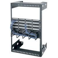 WM Series Wall Mount Open Frame Racks - Middle Atlantic